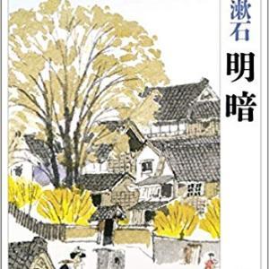 『明暗』は日本文学史の記念碑だ(夏目漱石『明暗』を読みました。)