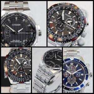 決算セールは終了しましたが、CITIZENの腕時計は継続して展示中!