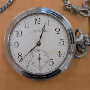 懐中時計、アンティークな時計のお買り 破損・腐食してしまった時計も査定させていただきます