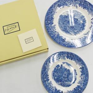 WEDGWOOD(ウェッジウッド)のお皿を買取♫ブランド食器お任せ下さい(^<^)お宝本舗西大寺