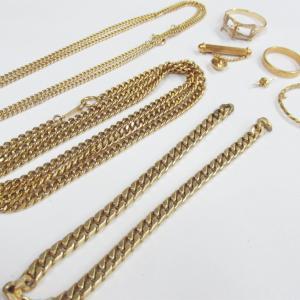ネックレスやリングなど貴金属をお買取りしました♡( ◠‿◠ ) お宝本舗 大和西大寺店
