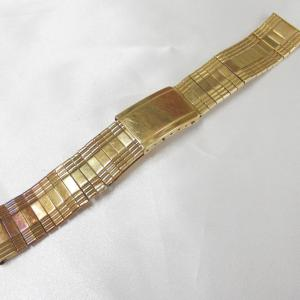 K18の時計ベルトを超高額買取♪金かどうかわからなくても査定しましょう(^O^)/お宝本舗西大寺