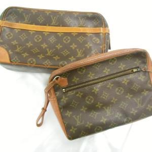 1980年代製造のルイヴィトンのバッグをお買取りしました♪(*´ω`*)お宝本舗 大和西大寺店