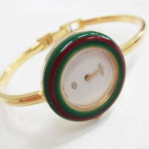 GUCCI(グッチ)のチェンジベゼル時計をお買取りしました♡(*´з`)お宝本舗 大和西大寺店