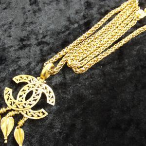 CHANELのネックレスをお買取り!メッキでも高価買取してます★(=゚ω゚)ノお宝本舗 西大寺店