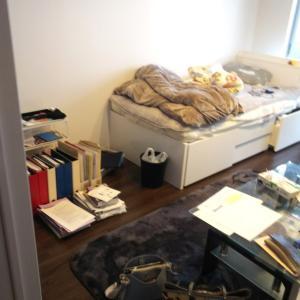 ・転勤で金沢へ 男性1人暮らしのワンルームのお部屋Before/After 在宅ワークもバッチリ
