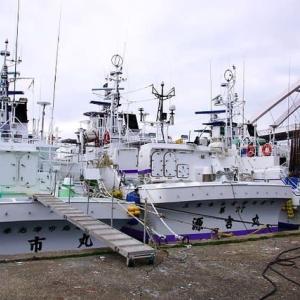 出漁のメンテナンス