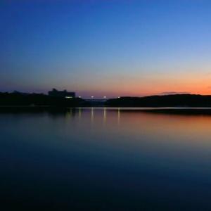 黄昏の英虞湾