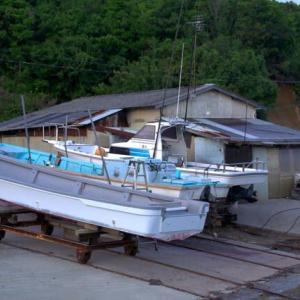 船の修理場