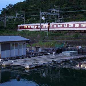 近鉄志摩線ローカル列車