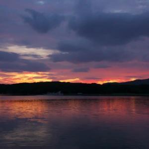 美しい夕空