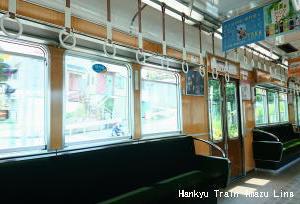 阪急電車「今津線」開通100年!