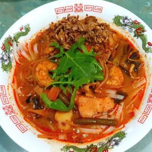 トムヤンヌードルと米麺問題