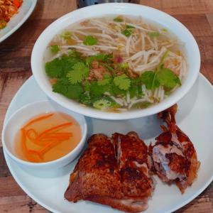 ベトナム食堂と魚屋@The Gap