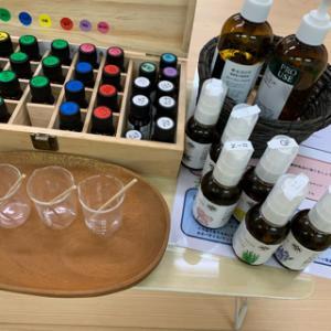 リンパケアとアロマヨガで使うオイル