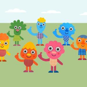 日英両方楽しく学べる!幼児用おすすめ動画5選