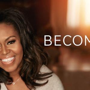 """見るだけで元気をもらえる、ミシェル・オバマの""""Becoming"""""""