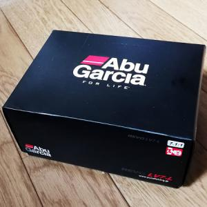 AbuGarcia Revo LV7-L  【買い物】