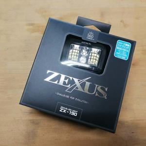 ゼクサス ZX-190  【買い物】