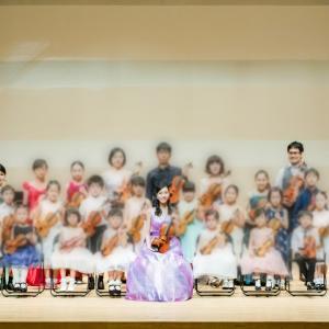 2019年「RISAバイオリン教室」の発表会報告