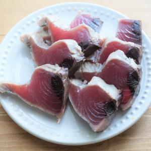 17時再販【鰹のタタキ】食べごたえたっぷり♡蟹ほぐし身もお得