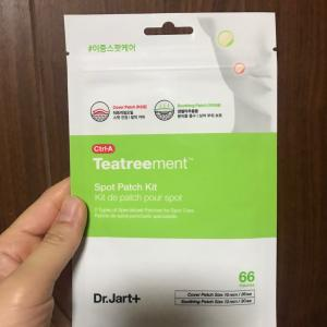 Dr.Jart Teatreement Spot Patch Kit