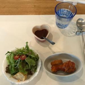健康診断&夕御飯