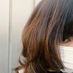 白髪が目立たないカラーリングと新しいドライヤー☆