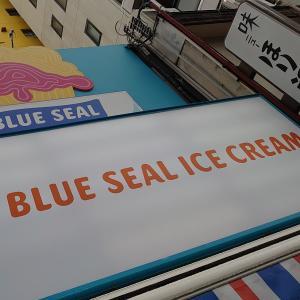 BLUE SEAL ICE CREAM アメリカ村店☆