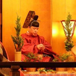 優雅につく つく 亥の子餅 護王神社の亥子祭