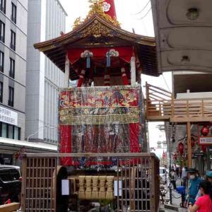 祇園祭 宵山~!(長刀鉾)