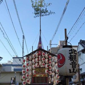 祇園祭 後祭(北観音山、南観音山)