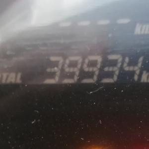エアクリーナー交換(39,934km)