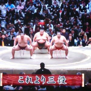 大相撲、今回ほど驚いたことはありません