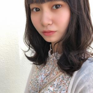 滝川市で暗髪透明感カラー♪ 僕のカラーは、暗くても重たく見えませんっ!!!!!!!!!