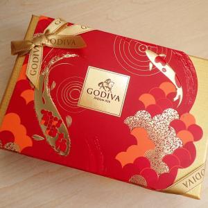 新年からチョコレート