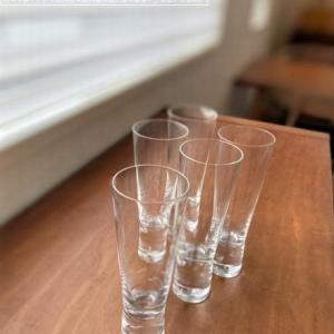 繊細な造りの割に意外と丈夫な北欧のグラス