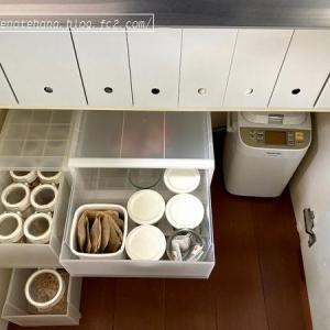 無印良品×フレッシュロックで作るキッチン収納、完成!