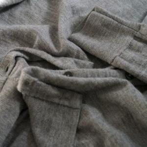 【無印良品】寒がりで暑がりさんにおすすめ羽織ものとクローゼットの様子