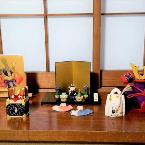 蕨教室の季節の飾り