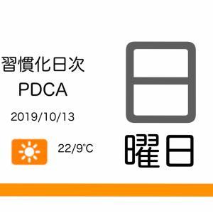 車を買うのもサブスクリプション感覚で[習慣化日次PDCA 2019/10/13]