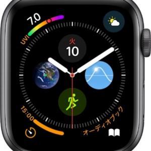 AppleWatchは「常時表示」じゃなくても全く不便は無いが、「インフォグラフ」は欲しくなる