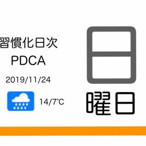 Evernoteの「ゴミ箱」に溜まっていた1,000以上のノートを完全削除[習慣化日次PDCA 2019/11/24]