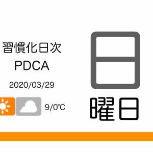耳障りの良い便利な言葉を安易に使わない[習慣化日次PDCA 2020/03/29]