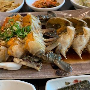 ケジャン〜蟹の醤油漬け〜