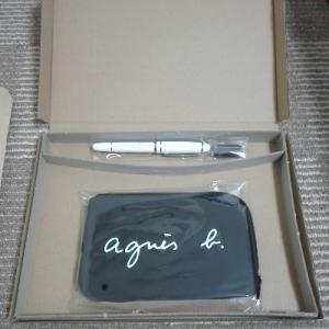 agnes b. SPECIAL BOOK(アニメスベー スペシャルブック)開封レビュー