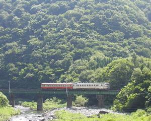 [2012年]沿線徒歩旅 高山本線 久々野→上呂