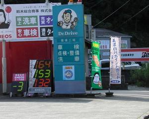 [2012年]沿線徒歩旅 高山本線 白川口→美濃太田