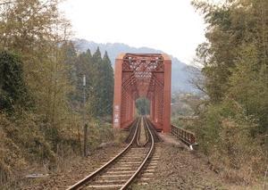 [沿線旅振り返り]肥薩線第二球磨川鉄橋