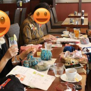 【鶯谷&入谷】10月2回目ニットカフェ&靴下の会開催致しました
